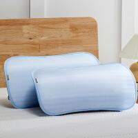 婴儿凉席枕片新生儿宝宝床凉感枕巾夏季透气儿童幼儿园床凉席枕套