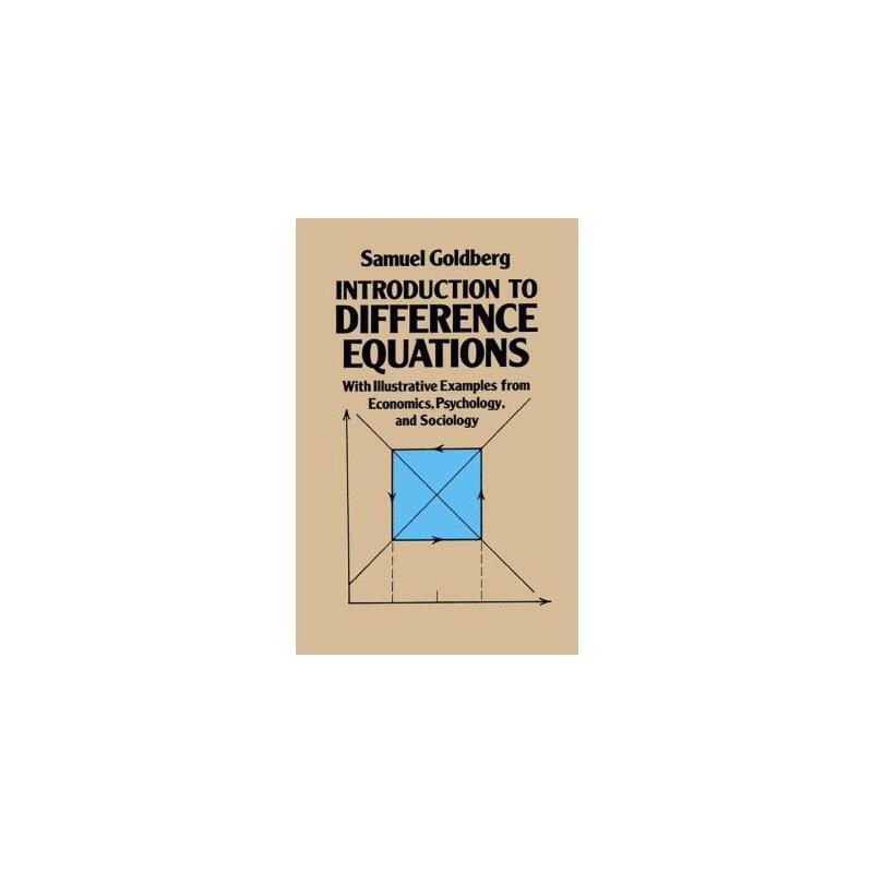 【预订】Introduction to Difference Equations 预订商品,需要1-3个月发货,非质量问题不接受退换货。