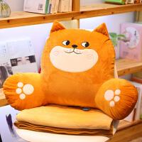 办公室座椅靠枕腰靠腰垫汽车靠垫腰枕椅子靠背垫护腰沙发孕妇抱枕
