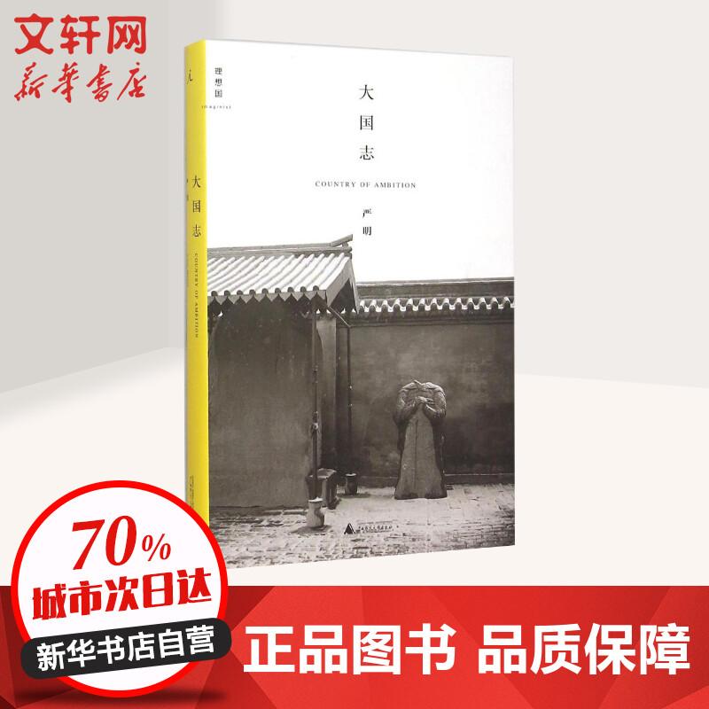 大国志 广西师范大学出版社集团有限公司 【文轩正版图书】