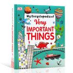 英文原版 少儿百科全书 My Encyclopedia of Very Important Things 那些重要的事