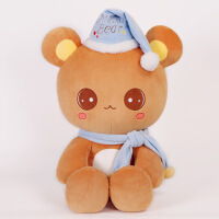 娃娃抱枕抱着睡觉的公仔床上布抱抱熊女生可爱软毛绒玩具ins网红