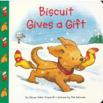 Biscuit Gives a Gift 小饼干送礼物(卡板书) ISBN9780060094676