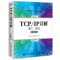 TCP/IP�解 卷1 �f�h(英文版)
