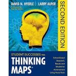【预订】Student Successes with Thinking Maps(r): School-Based R