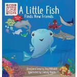 【预订】A Little Fish Finds New Friends