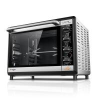 长帝CKTF-32GS 家用烤箱 烘培电烤箱32L 上下独立控温 立体热风循环 内置照明 不沾内壁 蛋糕饼干烤箱