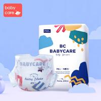 babycare尿不湿艺术大师纸尿裤透气超薄四季婴儿尿不湿纸尿片 NB【78片】适合体重5KG以下
