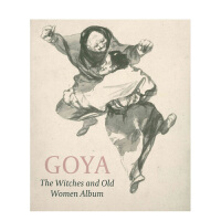 【预订】戈雅:女巫和老妇人Goya: The Witches and Old Women Album