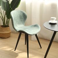 【品牌特惠】餐椅家用靠背椅子现代简约北欧 咖啡厅餐厅书桌洽谈轻奢休闲椅