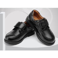 男童黑色皮鞋春季皮�W生�底�和�皮鞋中大童�涡�