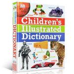 DK儿童图解字典词典 英文原版精装大开本 Children's Illustrated Dictionary DK 儿
