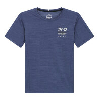 【5折叠券】361度短袖T恤男装健身男士跑步运动上衣夏季新款宽松半袖棉