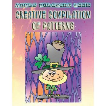【预订】Adult Coloring Book Creative Compilation of Patterns: Mandala Coloring Book 预订商品,需要1-3个月发货,非质量问题不接受退换货。