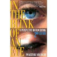【预订】In the Blink of an Eye: A Perspective on Film Editing
