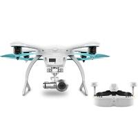 有摄像头的无人机拍照飞机专业编队高清录像智能航拍手机控制编程飞行器