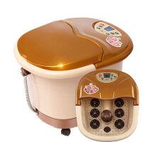 康豪 足浴盆 KH-8836电动按摩 六组太极按摩轮 加热深桶足浴器 泡脚盆 至尊款 送藏红花100小袋