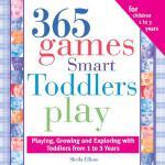 【预订】365 Games Smart Toddlers Play: Creative Time to Imagine