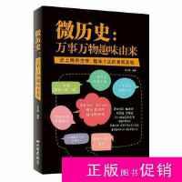 【二手旧书九成新自然】微历史:万事万物趣味由来 /张立辉 中国?