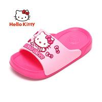 HelloKitty凯蒂猫儿童凉拖鞋女童鞋可爱夏季新宝宝室内卡通小孩防滑拖鞋舒适KE281088