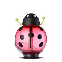 2018新款 威乐星甲壳虫夜光USB迷你卡通加湿器 家用办公USB香薰净化器