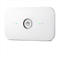 包邮 华为E5573-856 +24G联通流量卡三网4g无线路由器上网卡托随身随行wifi 856公开版联通4G3G/