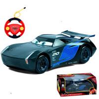 儿童遥控车玩具麦昆赛车总动员3-6周岁男孩遥控小无线汽车 XQD1304黑风暴杰克逊-2通遥控车 官方标配