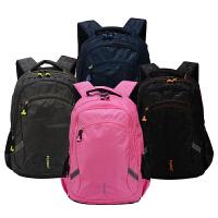 FLOMO 富乐梦 CL-303H桃红色 中小学生中高年级书包减负护脊休闲双肩包 当当自营