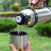 保温杯大容量男女士暖水瓶不锈钢户外保温壶便携车载旅行水杯水壶