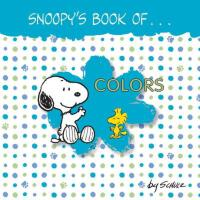 Snoopy's Book of Colors Board Book