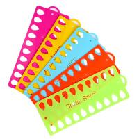 十字绣线板 十字绣线板专用塑料大号分线器穿线板带数字绣线收纳理线板B