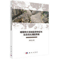 喀斯特小流域信息特征与生态优化调控策略
