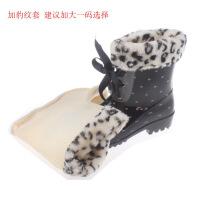 春秋防滑雨鞋女式雨靴女时尚水鞋女女士套鞋中筒胶鞋韩版水靴