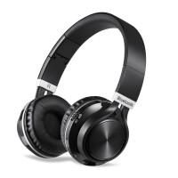 无线蓝牙耳机头戴式游戏耳麦手机电脑通用插卡4.1重低音
