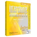 剑桥国际英语教程 入门级(教师用书)(第3版)(附光盘)
