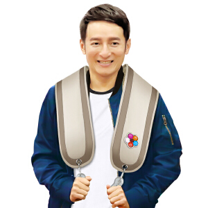 KASRROW/凯仕乐 KSR-13升级版智能 颈肩乐 颈部 肩部 腰部 捶背按摩器 便携式 电动按摩捶