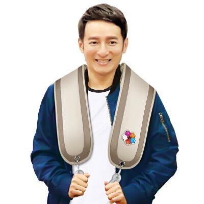 KASRROW/凯仕乐 KSR-13升级版智能 颈肩乐 颈部 肩部 腰部 捶背按摩器 便携式 电动按摩捶 仿真人捶打 过热保护