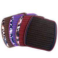 汽车坐垫单片无靠背屁垫决明子夏凉垫四季通用三件套防滑五座车垫