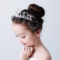 儿童皇冠发饰女童头饰公主皇冠发箍儿童头箍演出发饰女童头饰王冠MYZQ52