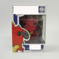 暗黑破坏神 游戏手办大菠萝DIABLO 泰瑞尔 公仔玩具模型 POP 16大菠萝 10cm