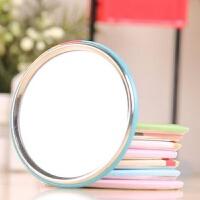 便携小镜子迷你公主镜便携随身化妆镜 可爱卡通mini圆镜