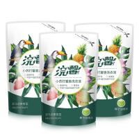 【夏季新品】蓝漂 浣馨亚马逊果香洗衣液 450克袋装*3袋