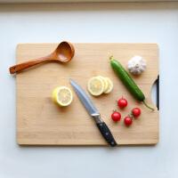 菜板切菜板家用厨房砧板案板擀面板实心加厚菜板方形水果板多规格