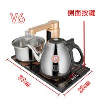 金灶 V6智能304不锈钢自动上水电热水壶 全自动电茶壶