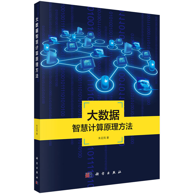 大数据智慧计算原理方法 PDF下载