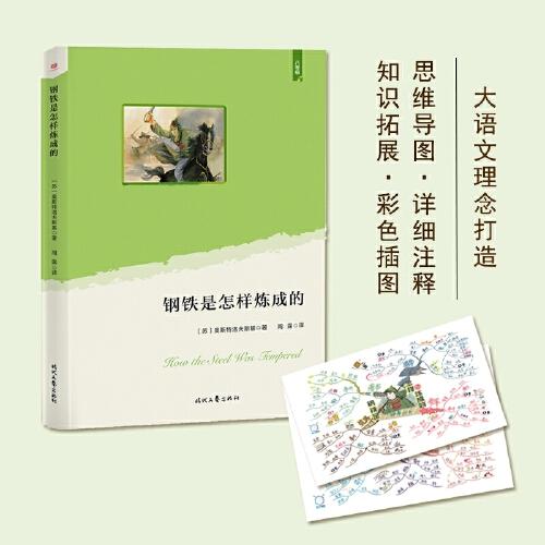 钢铁是怎样炼成的(epub,mobi,pdf,txt,azw3,mobi)电子书