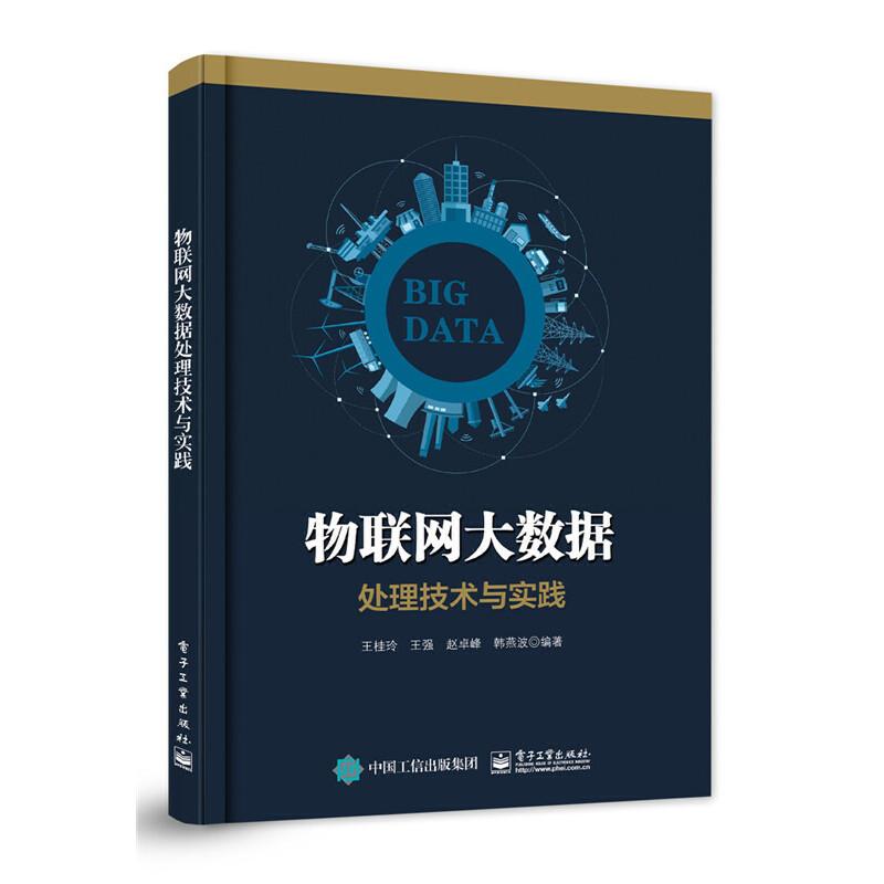 物联网大数据处理技术与实践 PDF下载