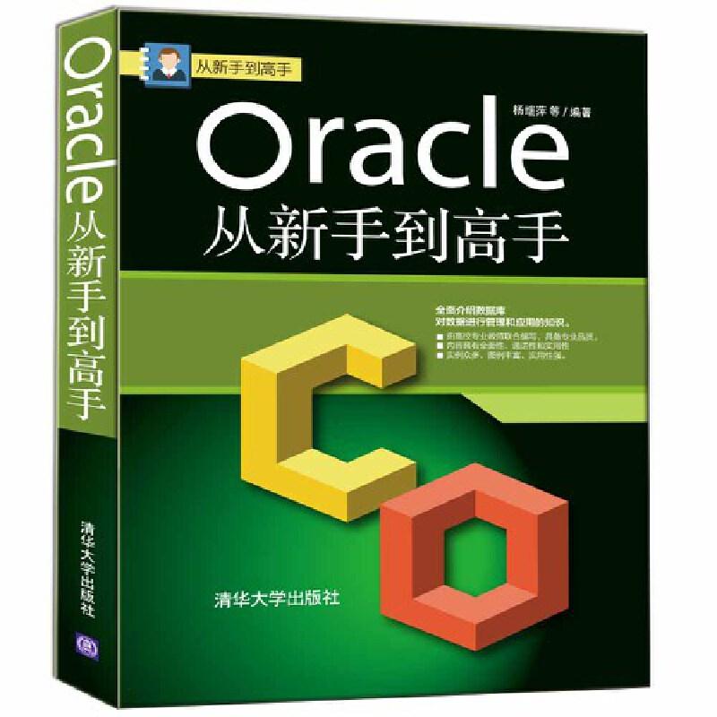 Oracle从新手到高手 PDF下载